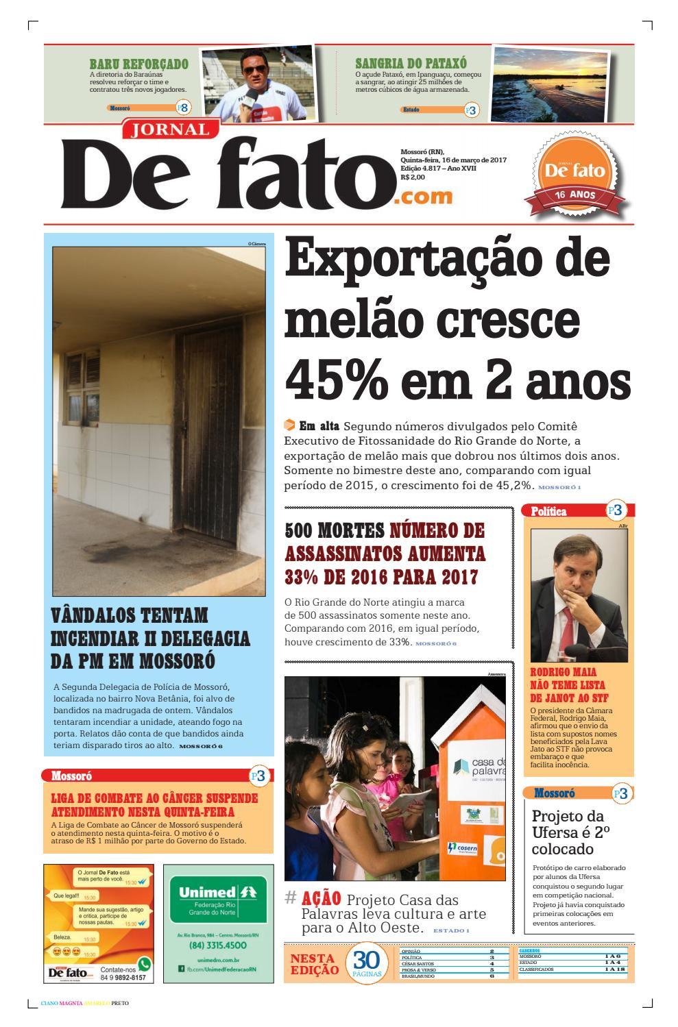 865da43489de7 Jornal de Fato by Jornal de Fato - issuu