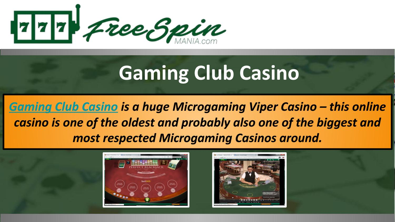 Best casino microgaming viper sands casino corp