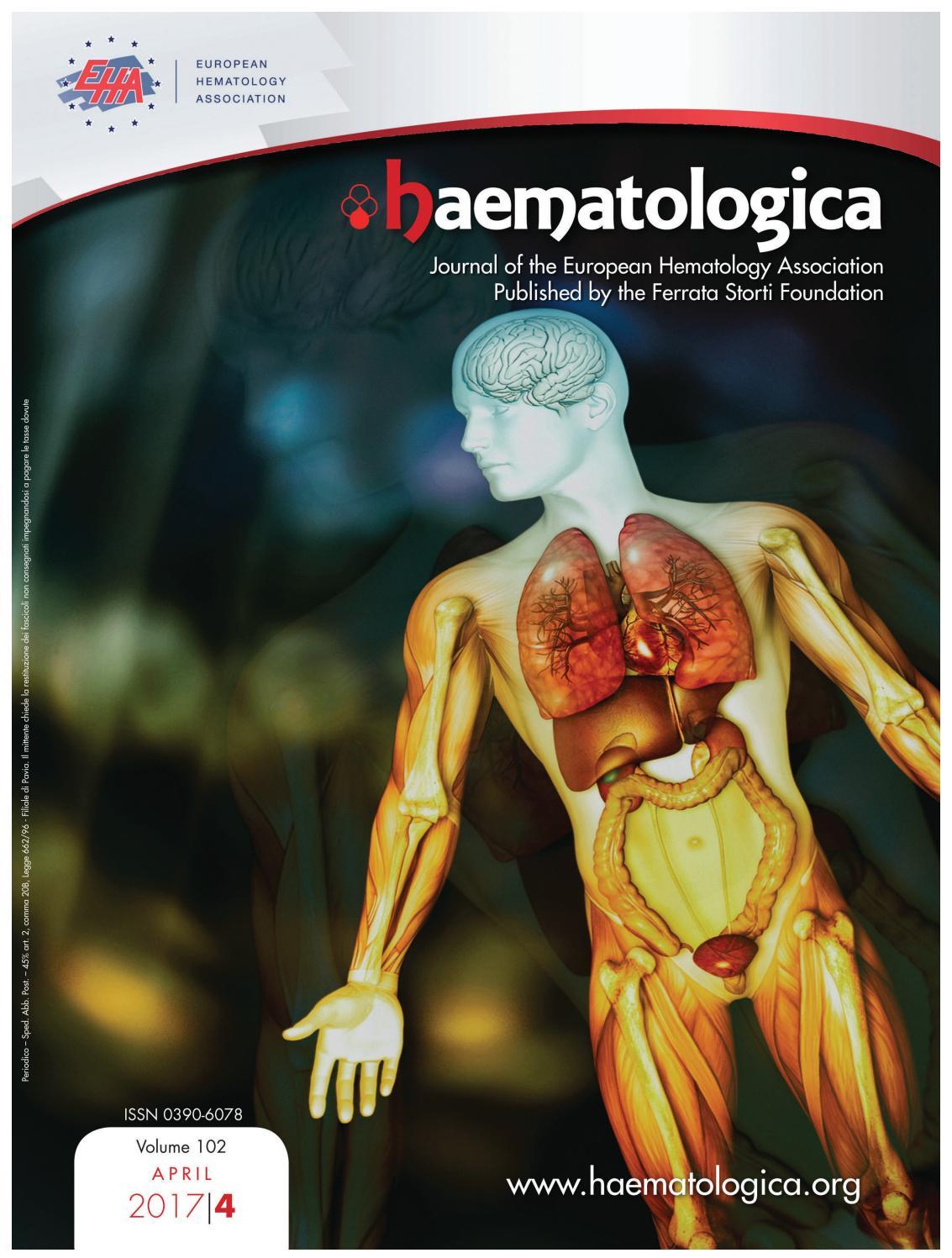 Haematologica Volume 102 Issue 4 By Issuu Details Of Generator Circuit Breaker Gcb Analyzer 102603843