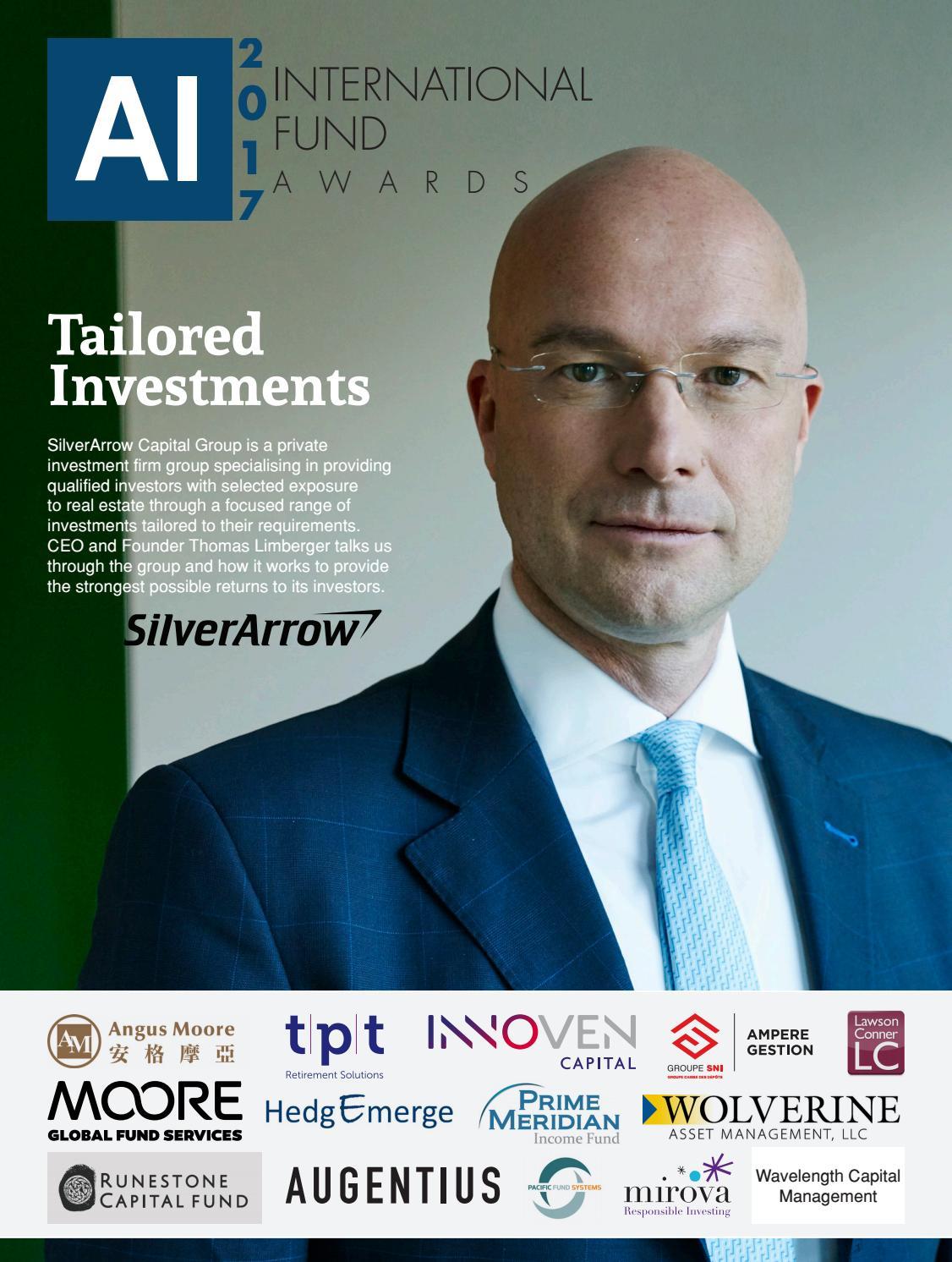 AI International Fund Awards 2017