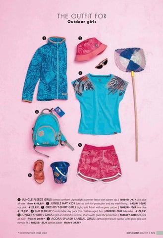 tolle sorten große Auswahl an Designs Sportschuhe Jack wolfskin Catalog Spring / Summer 2017 (ENG, EUR) by ...