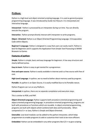 Python Training - Lync School by Lync School - issuu