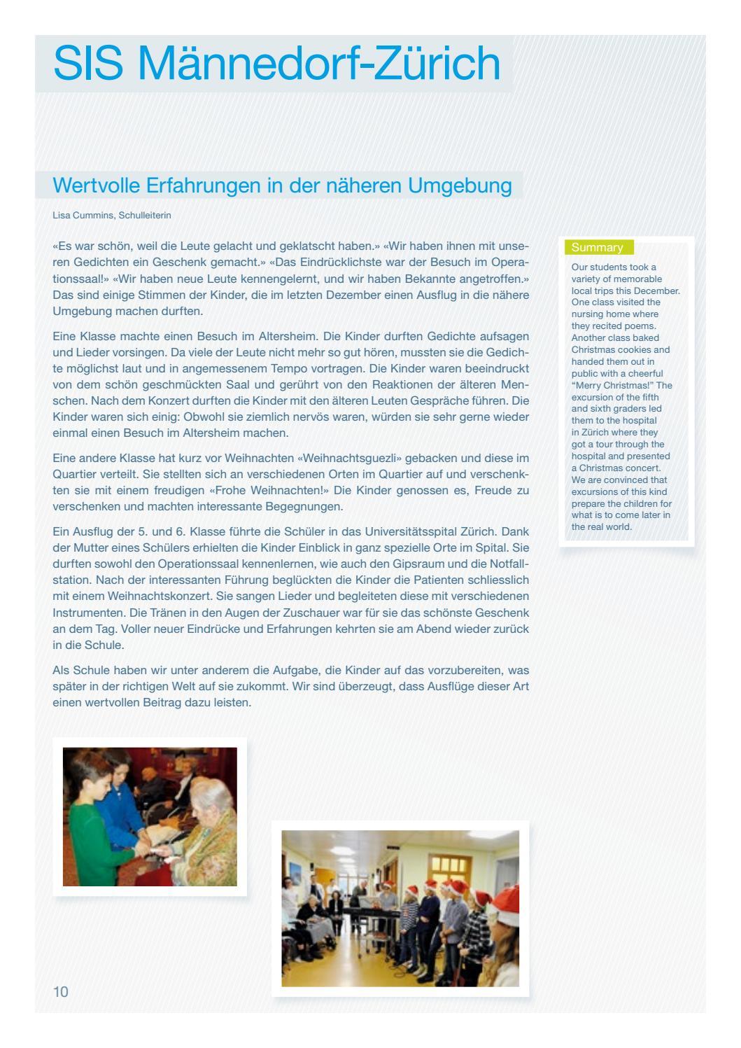 Sis World 2017 By Sis Swiss International School Schweiz Issuu
