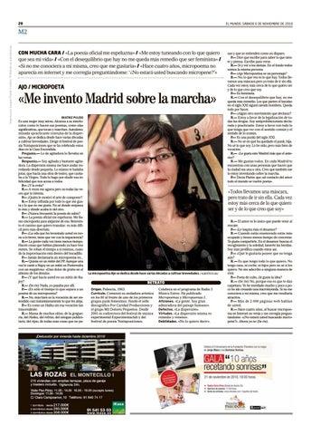 Page 3 of Entrevistas Con Mucha Cara