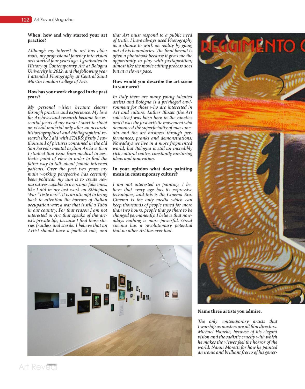 Art Reveal Magazine no  26 by Art Reveal Magazine - issuu