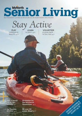Senior Living 2017. RETIREMENT LIVING U0026 RESOURCES IN NORTHERN MICHIGAN