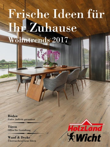 HolzLand Wicht Indoor 2017 By Kaiser Design   Issuu