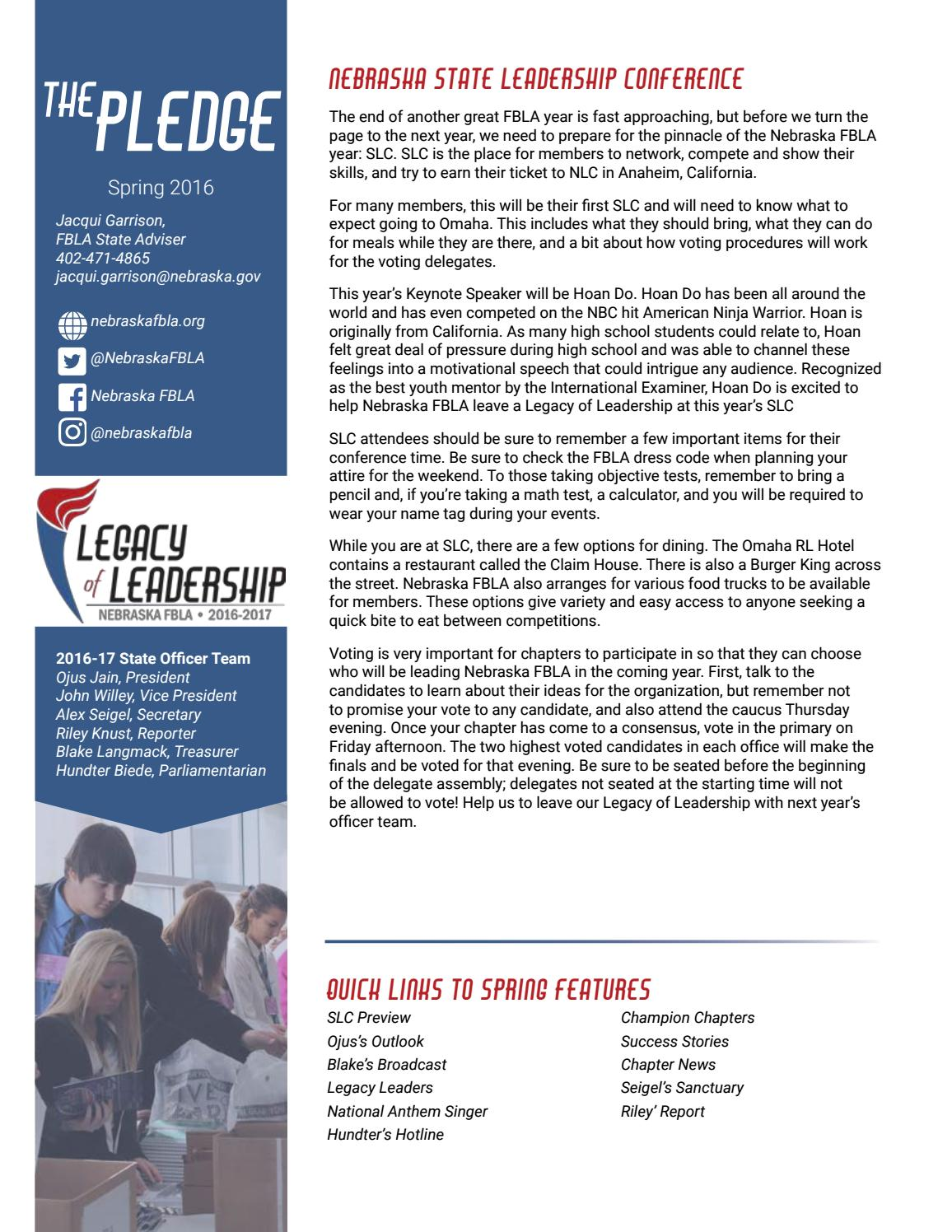 OLIVER FBLA ACTIVITIES Pages 51 - 100 - Text Version | AnyFlip | 1496x1156