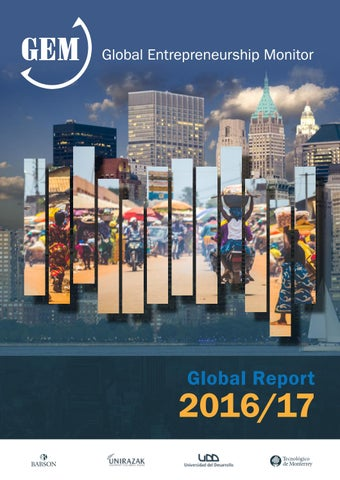 GEM 2016-2017 Global Report by Beltraide - issuu