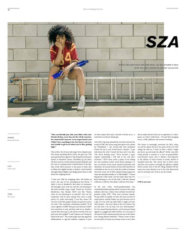 Page 18 of SZA