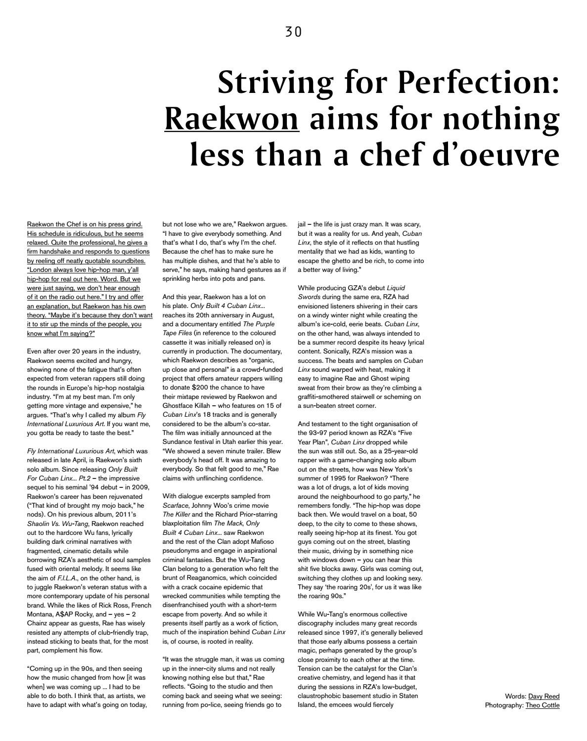 CRACK Issue 52 by Crack Magazine - issuu