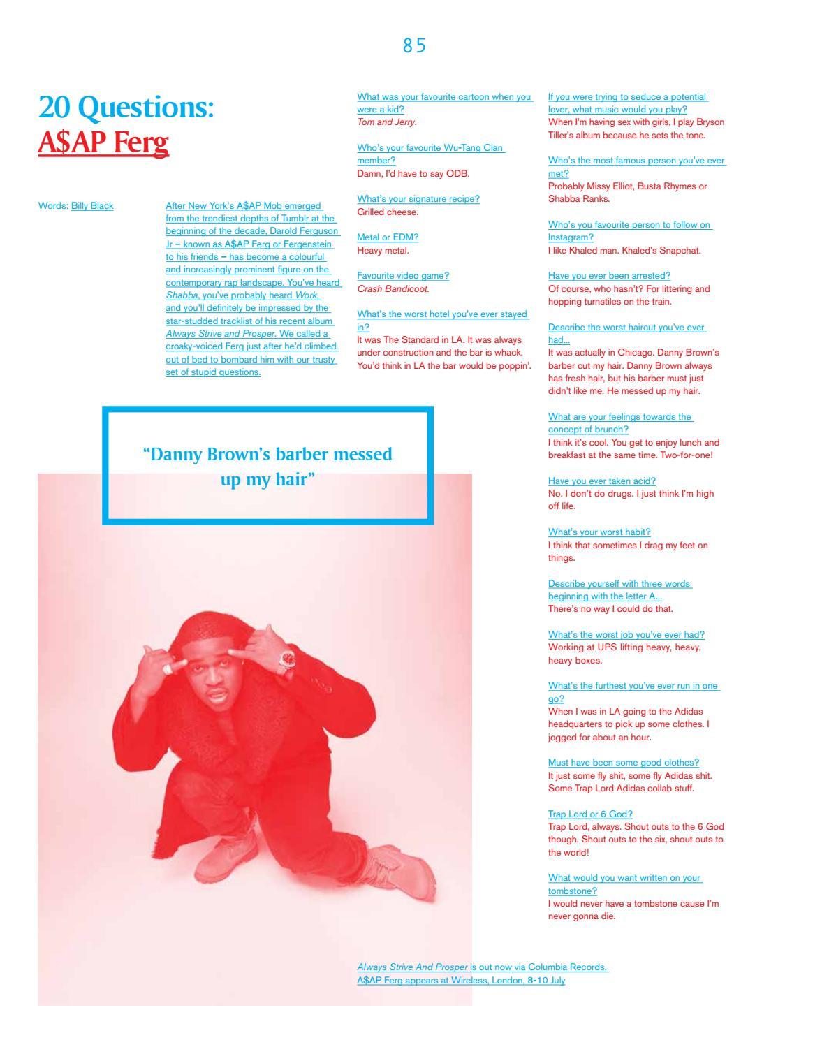 Crack Issue 65 by Crack Magazine - issuu