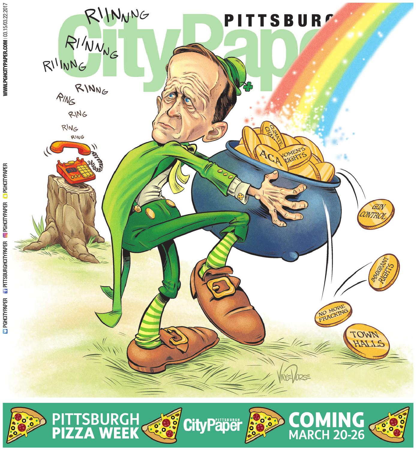 March 15 2017 Pittsburgh City Paper by Pittsburgh City Paper issuu