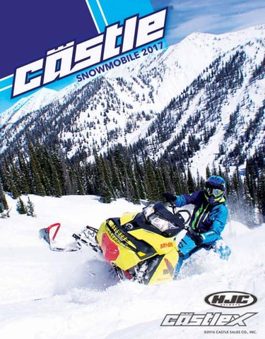 602980816a8 2017 Castle X Snow Catalog by Castle X - issuu