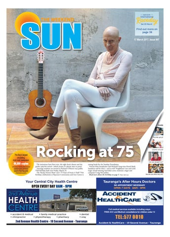 f3ec756480fd The Weekend Sun 17 March 2017 by SunLive - issuu