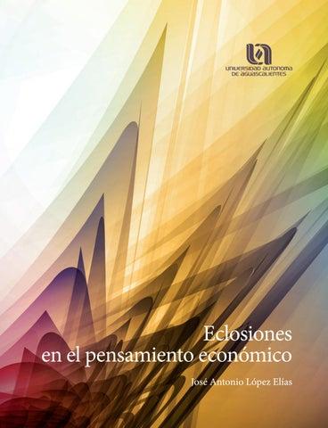 Eclosiones En El Pensamiento Econmico By Universidad Autnoma De