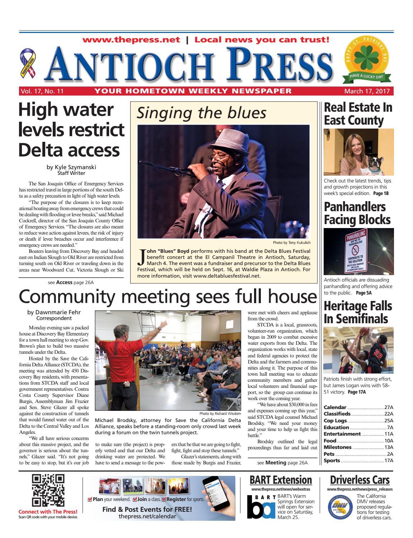 09daebffdb6167 Antioch Press 3.17.17 by Brentwood Press   Publishing - issuu