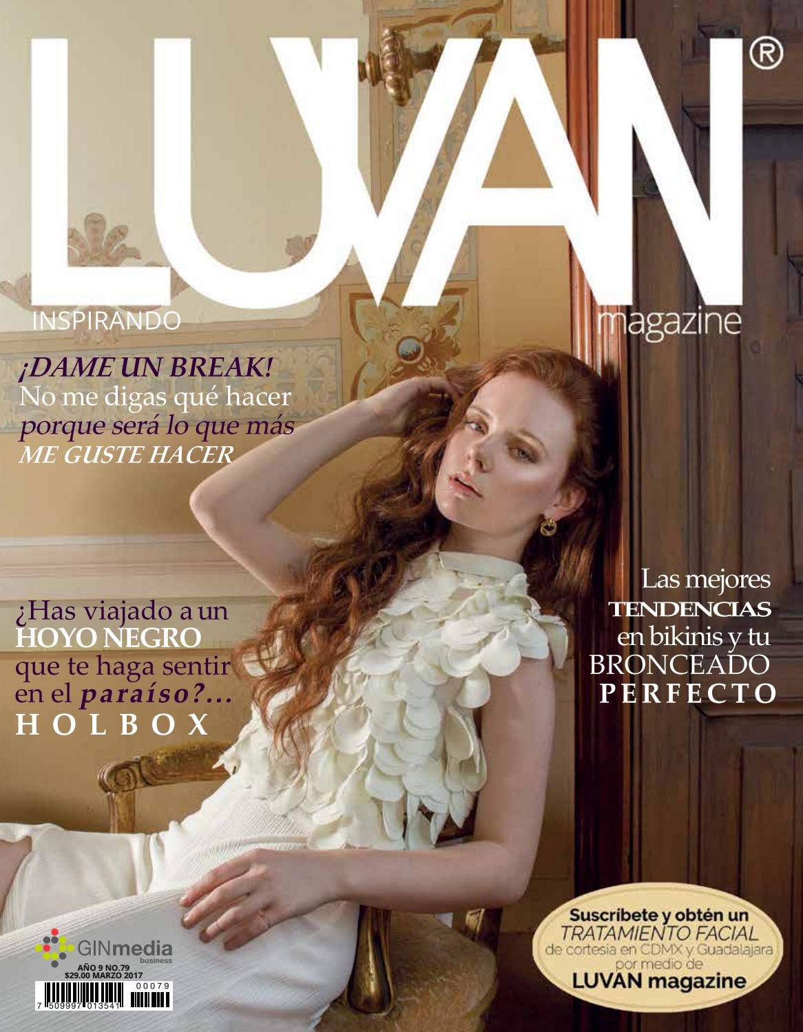 28f26a6ae LUVAN MARZO 2017 by LUVAN Oficial - issuu
