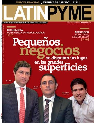 Edición Latinpyme No. 142