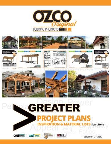 OZCO Project Plan Photo Book - Vol 1 by OZCO Building