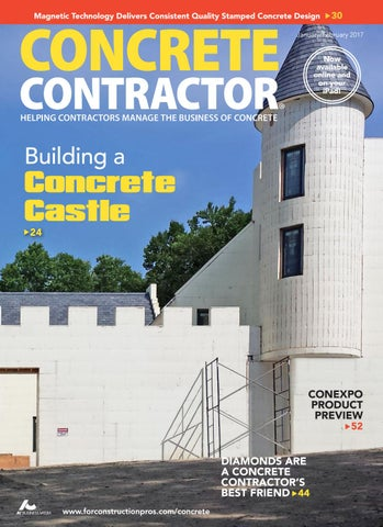 Concrete Contractor January February 2017 By
