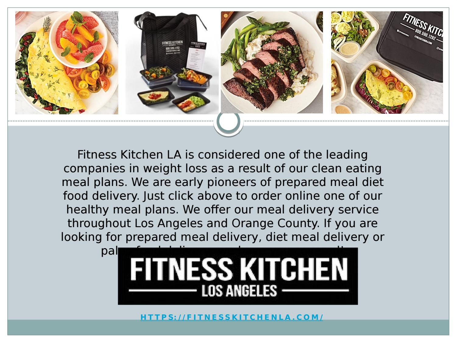 Online Food Delivery and Ingredients | fitnesskitchenla.com by ...