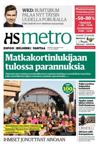 WKD  BUMTSIBUM PALAA NYT TÄYSIN UUDELLA PORUKALLA Kalle Lindroth on  tv-ohjelman uusi juontaja 1dc259dacd