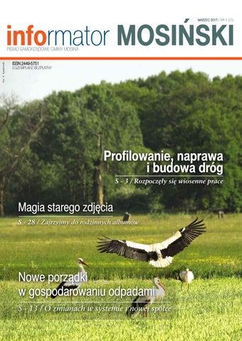 Informator Mosiński Marzec 2017 By Informator Mosiński Issuu