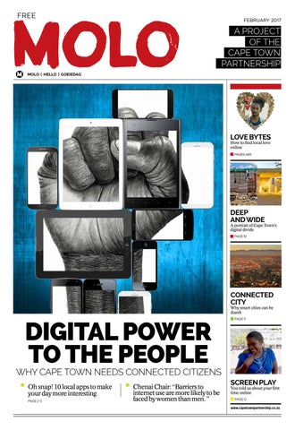 Molo: Digital Power to the People by Cape Town Partnership