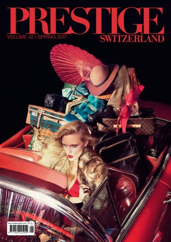 Superb PRESTIGE Switzerland Volume 42 By RundschauMEDIEN AG   Issuu
