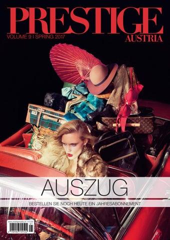 PRESTIGE Austria Volume 9 Auszug by rundschauMEDIEN AG issuu