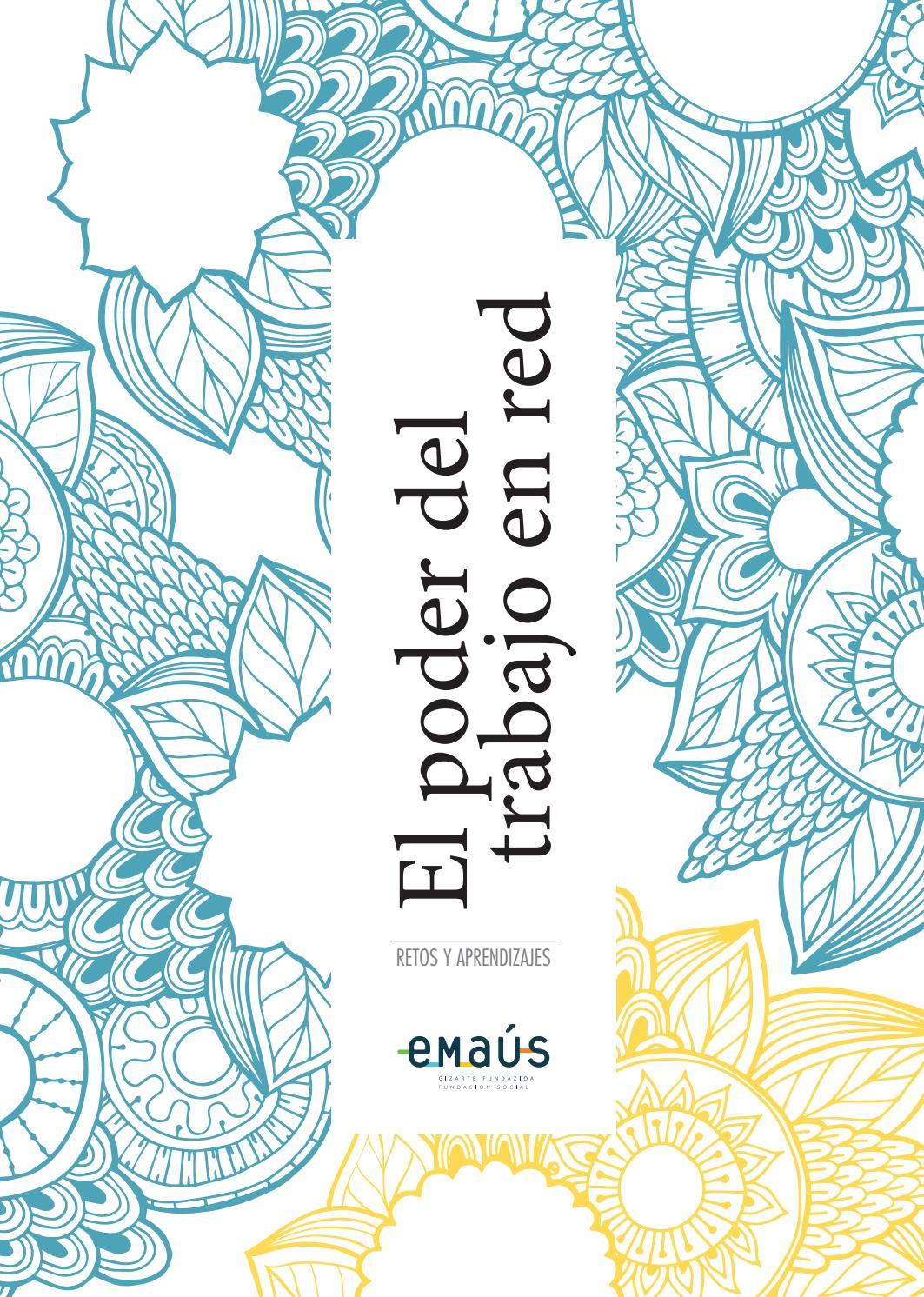 El poder del trabajo en red: Retos y Aprendizajes by Grupo Emaus ...