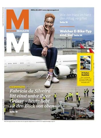 Migros Magazin 12 2017 D Zh By Migros Genossenschafts Bund Issuu