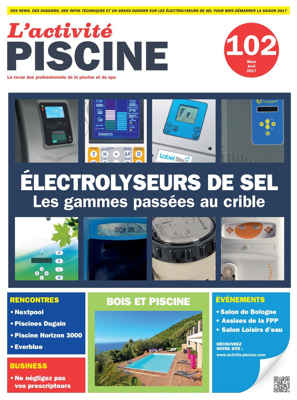 L 39 activit piscine 102 by l 39 activit piscine issuu for Piscines dugain