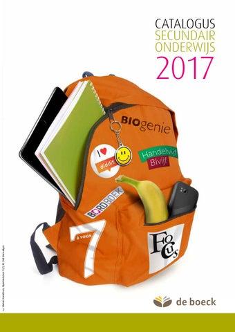 De boeck catalogus voor het secundair onderwijs by groupe de boeck page 1 fandeluxe Images