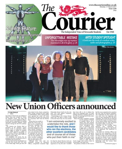 Courier 1348 by The Courier Online - issuu