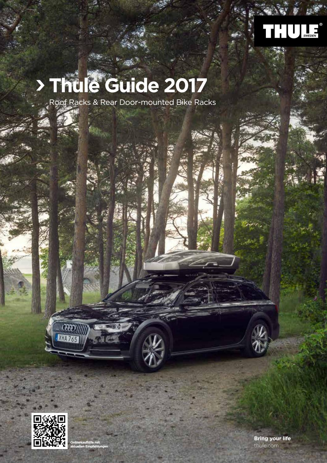 2017 De Thule Fitguide By Technomag Ch Issuu
