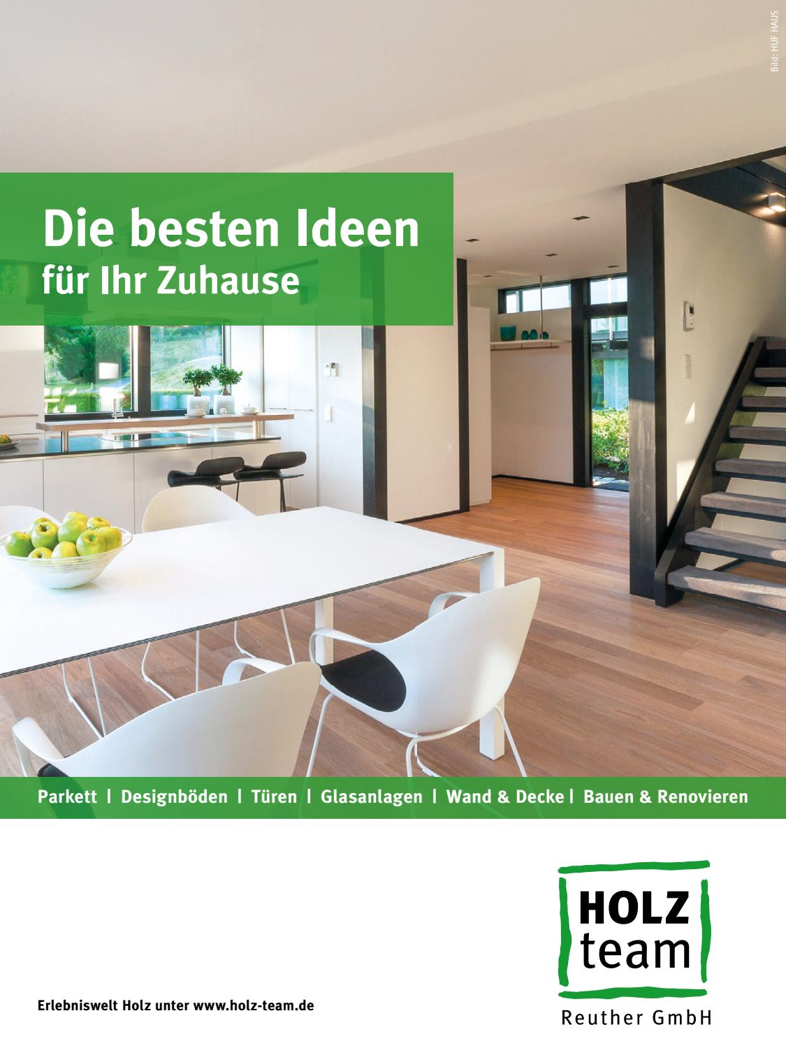 Holz-Team Reuther Indoor 2017 by Kaiser Design - issuu