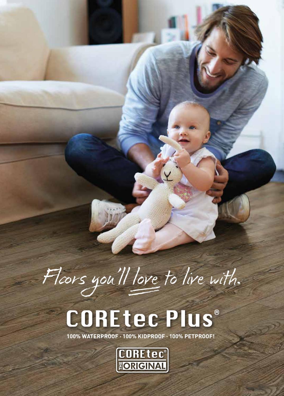 Coretec Plus By Universal Floors Inc Issuu