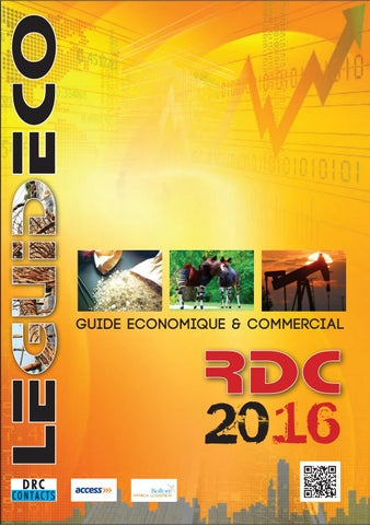 Le Guideco rdc 2016 by Le Guideco RDC - issuu