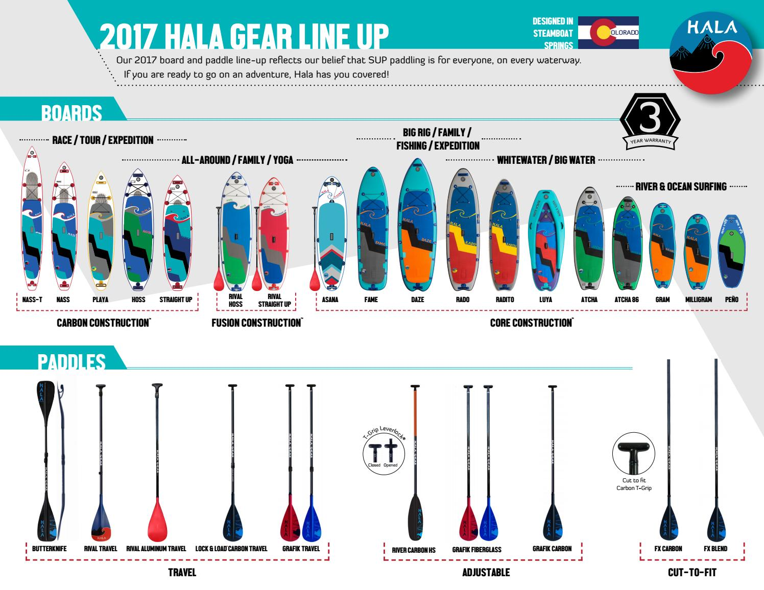 2017 Hala Gear Line Up By Hala Gear Issuu