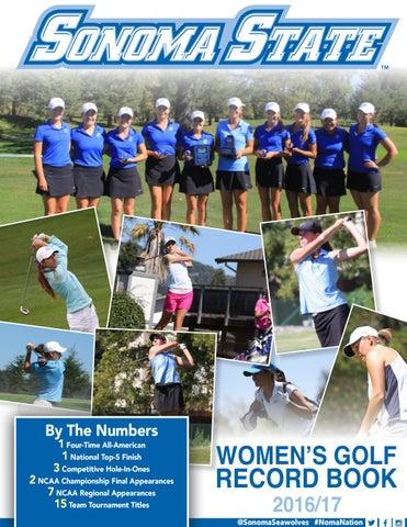 e38b0fb006b Sonoma State Women s Golf History Guide (2016-17)