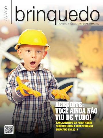 6959ba0af Revista Espaço Brinquedo  83 by EP Grupo – Agência de Conteúdo - issuu
