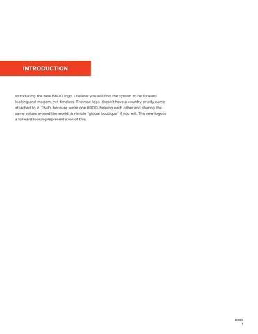 BBDO Identity Guide by Lukasz Kulakowski - issuu