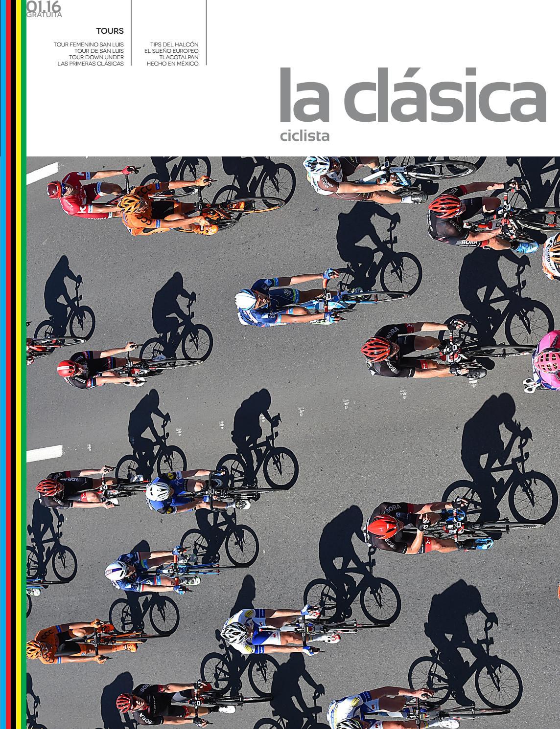 La clásica ciclista 01.16 by Diseño Equis - issuu