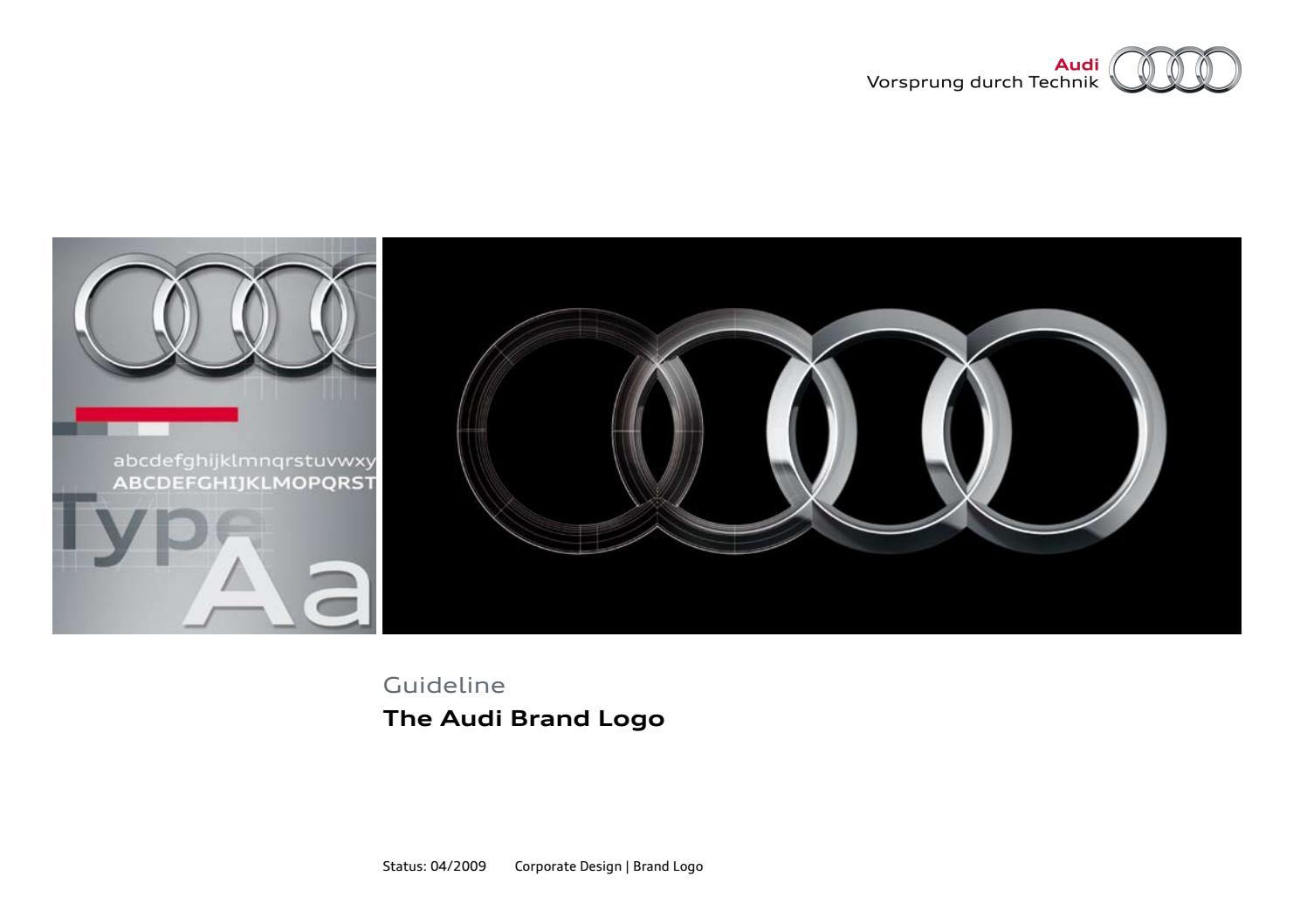 Audi Brand Guidelines by Lukasz Kulakowski - issuu