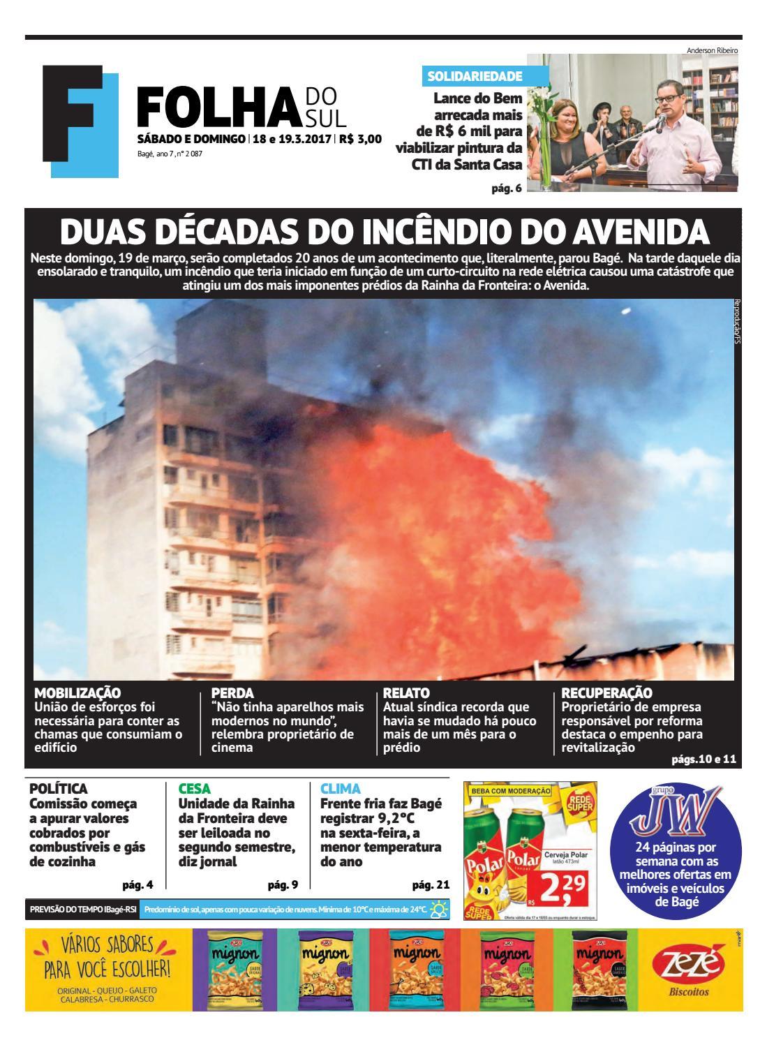 Jornal Folha do Sul, 18 e 19 de março de 2017 by Folha do Sul Gaúcho - issuu 43ff5fa965
