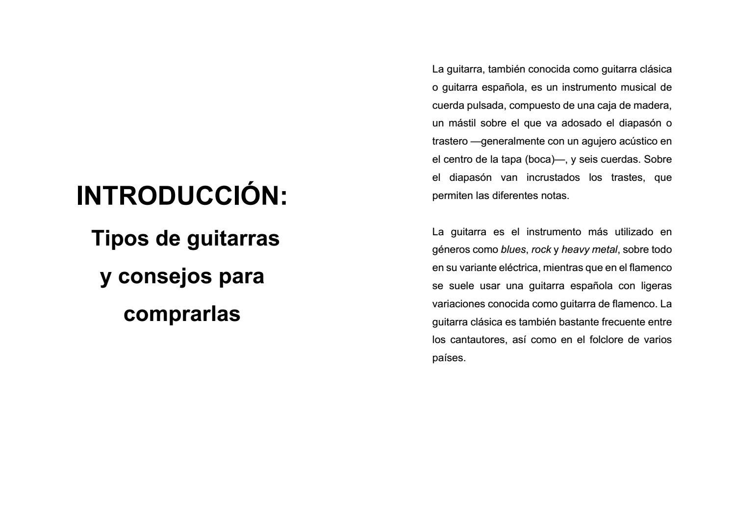 Libreta de teoria guitarra by Alberto Costa - issuu