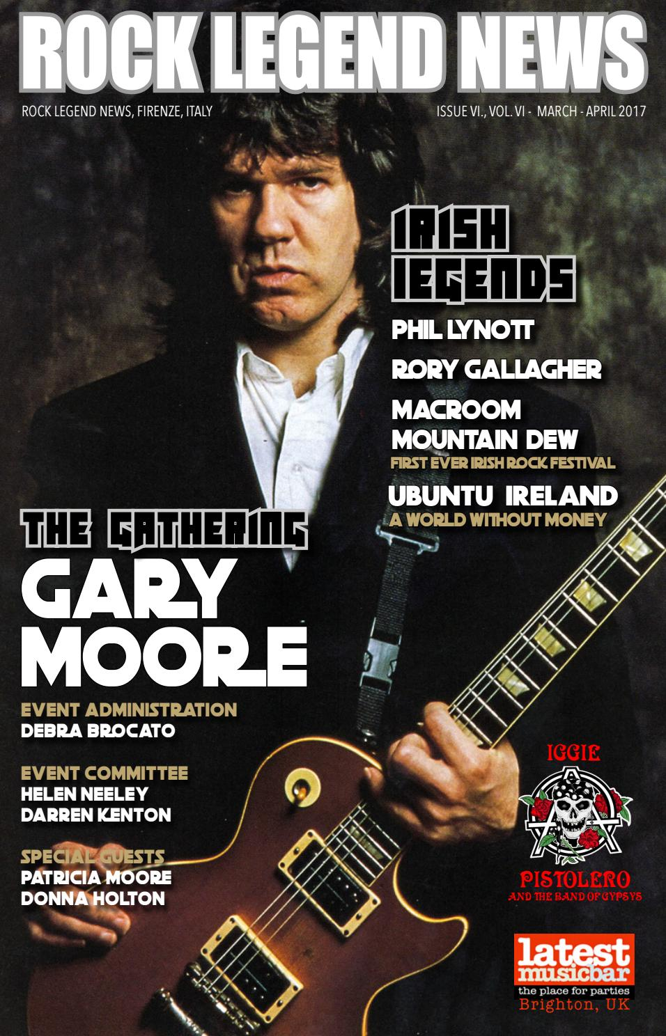 Gary Marks Gathering