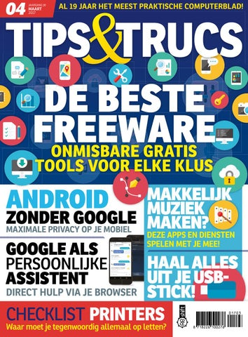 In deze editie 042017 by dick - issuu